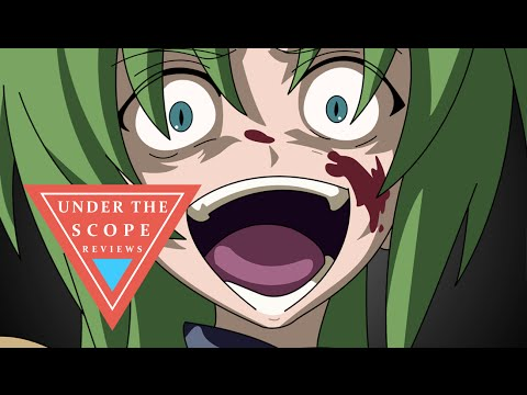 UTS Anime Review: Higurashi No Naku Koro Ni