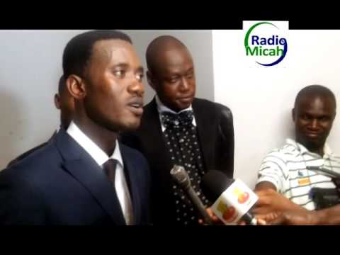 """TOGO: L'évangeliste Nousia Yovo lance """"Mazi dodoé"""" au palais des congrès de Lomé"""