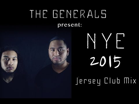 NEW YEARS EVE 2015 JERSEY CLUB MIX