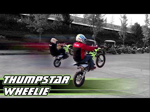2018 Thumpstar Models Wheelie