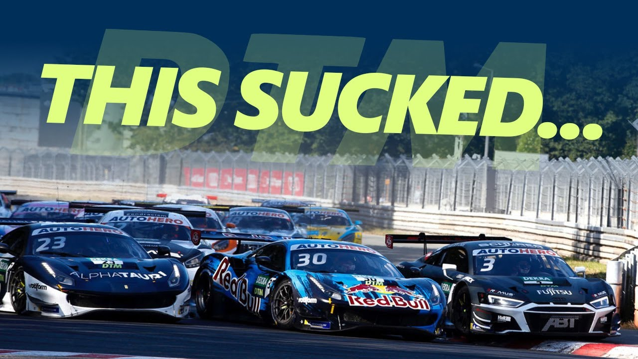 Download Why the DTM finale was a complete JOKE