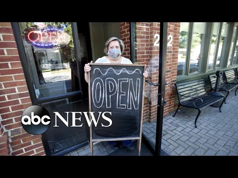 Restaurants that are reopening must navigate a new normal