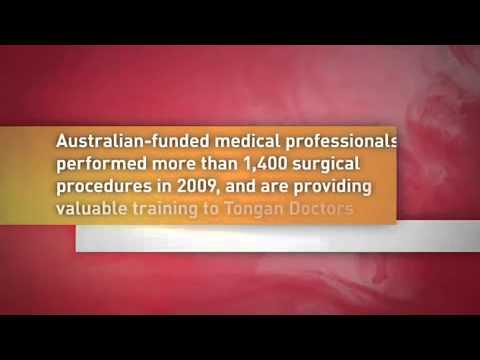 Tonga - Health