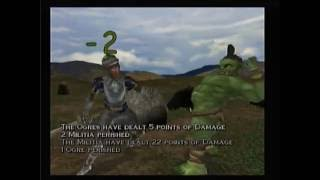 First Play of Heroes of Might and Magic Quest for the DragonBone Staff on the PS2