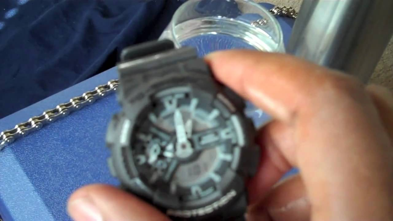 90c31707dbc0 G shock 5146 - YouTube