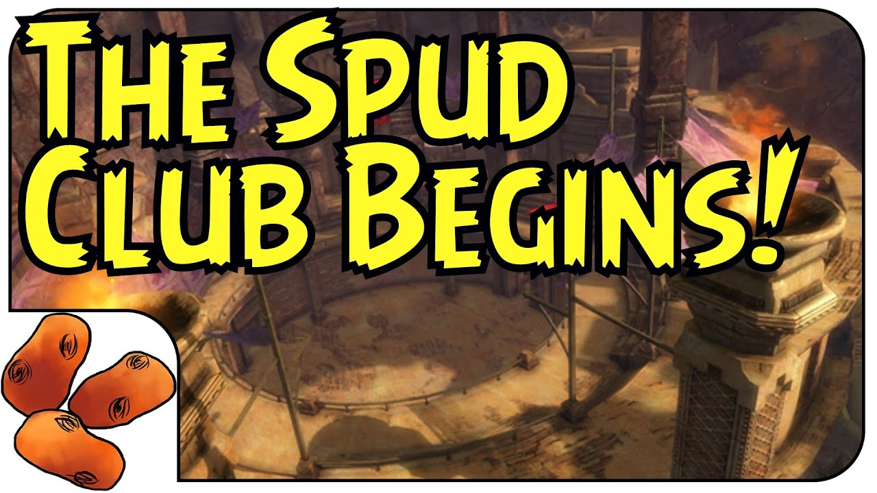 Guild Wars 2 The Amazing Arena Modes Introducing The Spud Club By Woodenpotatoes