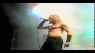 Amon Amarth - Legend Of A Banished Man (Live @ Party San 2000)