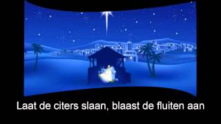 Kerstmusical lied 3: midden in de winternacht