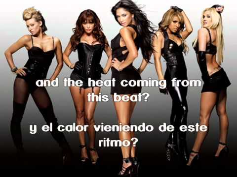 The Pussycat Dolls Buttons subtitulos español ingles
