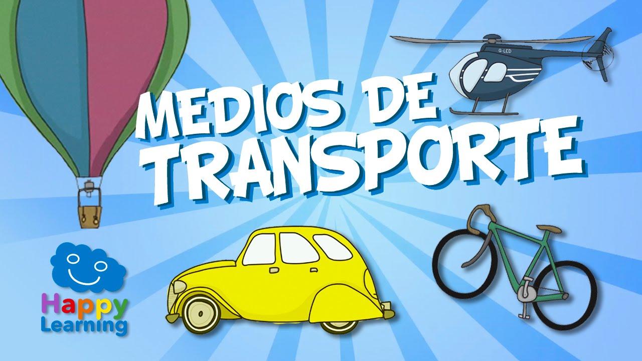 Means Of Transport For Children