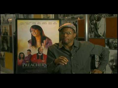 Sharif Atkins :: Preacher's Kid Film :: Interview