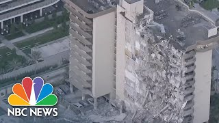 One Dead After Florida Apartment Building Partially Collapses