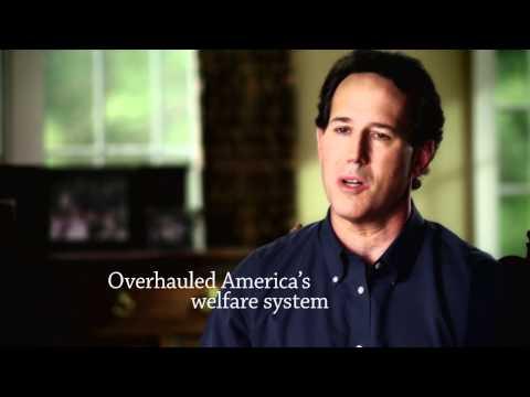 Rick Santorum TV Ad: Sing Sing Sing