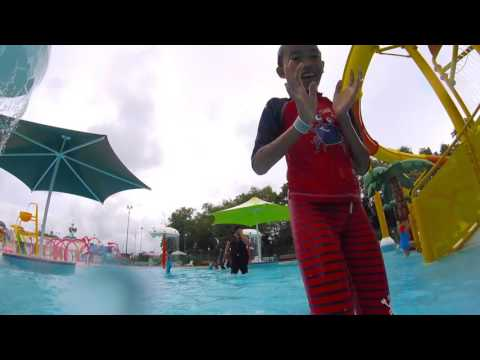 Private Waterpark Party - Jerudong Park Brunei