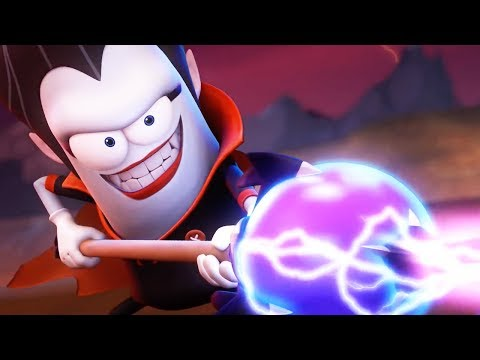 Funny Animated Cartoon | Spookiz Brand New Super Powers 스푸키즈