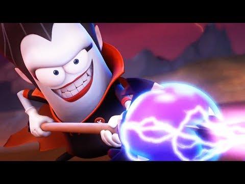 Funny Animated Cartoon   Spookiz Brand New Super Powers 스푸키즈   Cartoon for Children