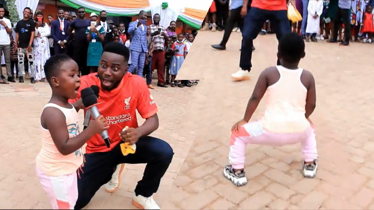 Download WOW WHAT A DANCE FROM AKETE FIRST STAGE PERFORMANCE FROM AKETE MP3NINS3M AND BEYOU @SAY ADSAM