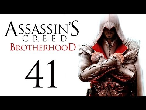 Assassins Creed: Brotherhood - Прохождение игры на русском [#3]