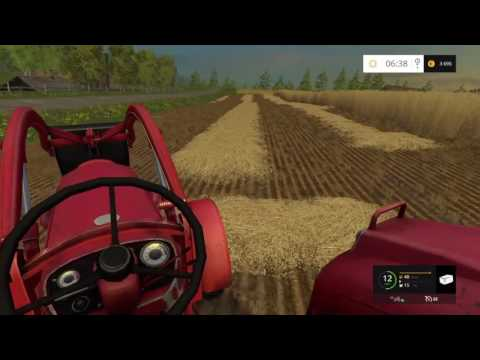 Les agriculteures du passé | moisson et pressage [RP]