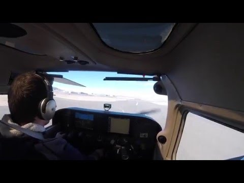 First Solo Cessna 172