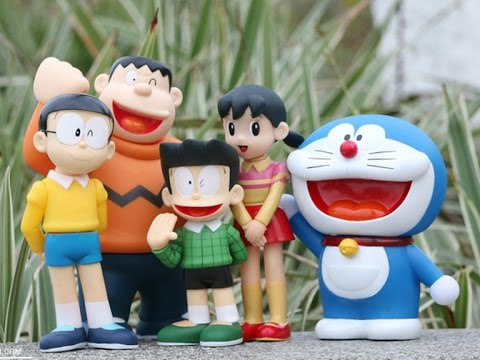 Thumbnail: Doraemon Cartoon in Hindi & Urdu New collection of toy figures