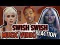 🎵 KATY PERRY- SWISH SWISH ft NICKI MINAJ [REVIEW + REACTION] MUSIC VIDEO