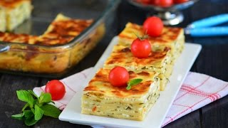 Lazanyadan Kolay Su Böreği ( Çook pratik ve nefis)
