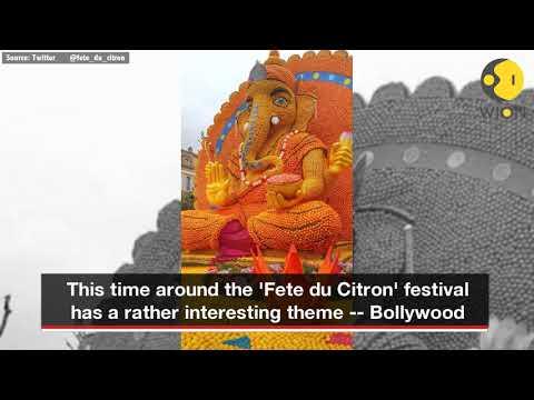 France: Bollywood-themed Lemon Festival starts today