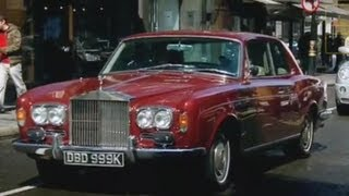 Grosser vs. Corniche: Old Car Challenge Part 2 - Top Gear - BBC
