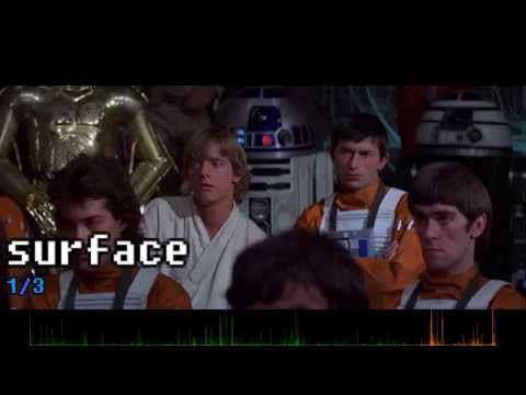 ARST ARSW: Star Wars sorted alphabetically