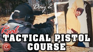 Tactical Pistol Course | Dover, TN - Day 2
