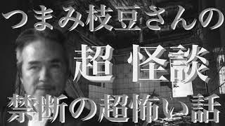 【禁断の超怖い話】つまみ枝豆さんの超怪談 旧天城トンネル こちらもオ...