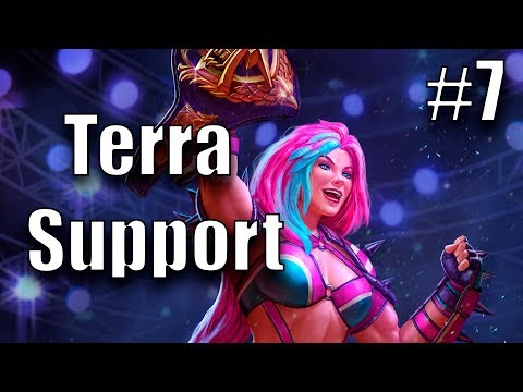 Smite Ranked, Terra #7: TOP TIER GAMEPLAY W/ADAPTING
