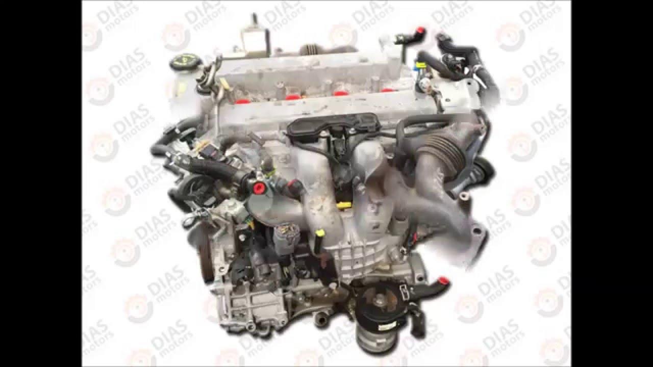Контрактный бу двигатель L3 VDT (L3 Turbo) на Mazda 3, 6, CX 7, 2.3л Turbo