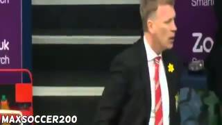 [Highlights] Manchester United vs West Brom 3-0 8/3/2014