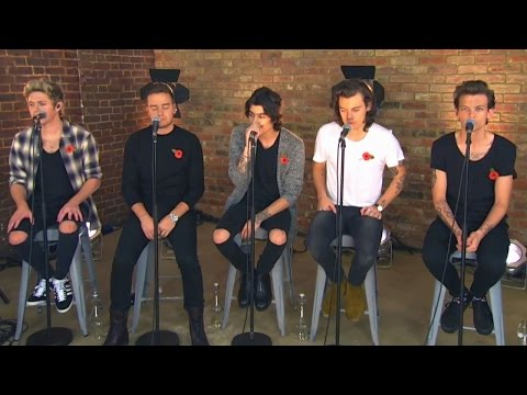 One Direction - Night Changes (Acoustic) music