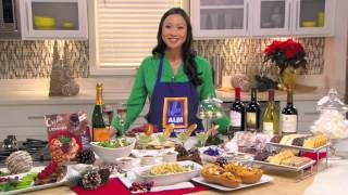 Holiday Dinner Party Menu for Eight for Under $100
