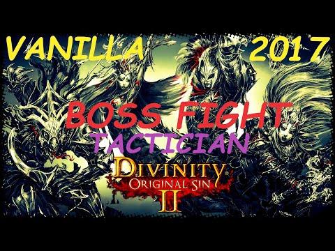 Divinity: Original Sin 2 -  Tactician Lonewolf - Camp Boss Griff