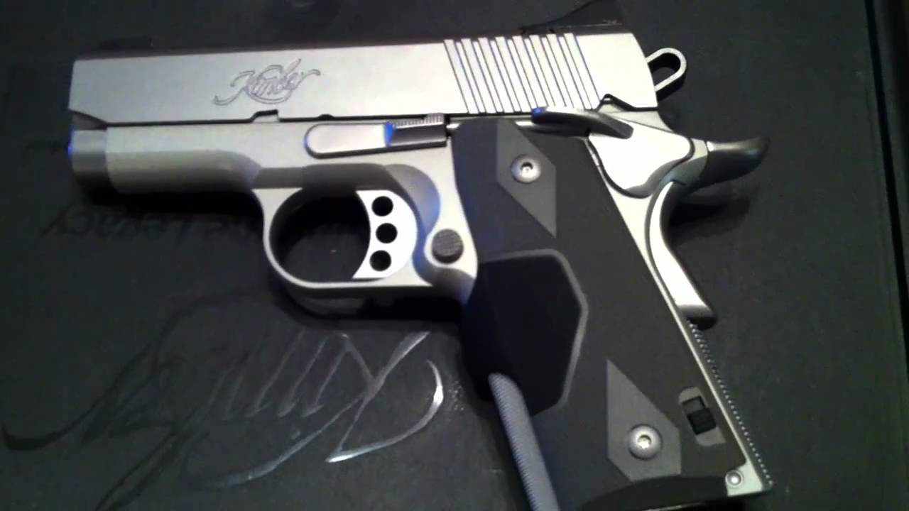 KIMBER STAINLESS ULTRA TLE 2
