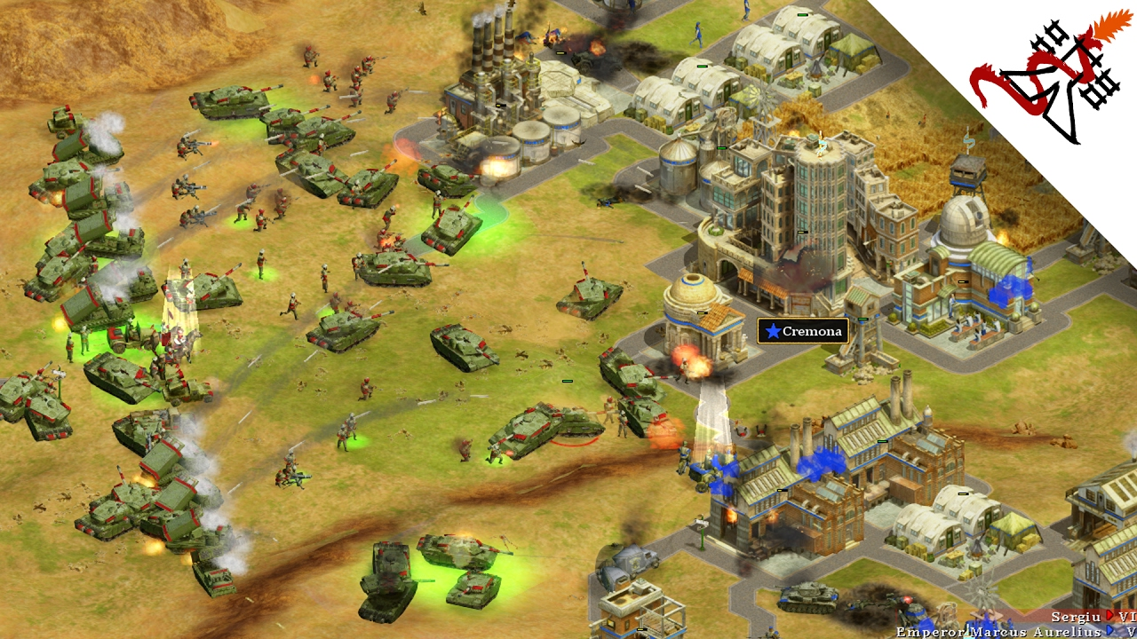 Rise Of Nations Ex From Ancient To Information Age Youtube