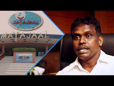 """Kabali 1st day ticket scheduling was a huge pressure in Mayajaal's history"" - Meenakshi Sundaram"