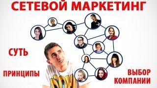 Сетевой маркетинг - суть, принципы, как выбрать компанию? Бизнес в MLM, работа на дому в Интернете