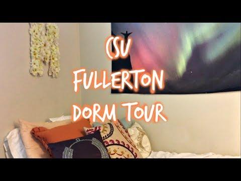 CSU Fullerton Dorm Tour