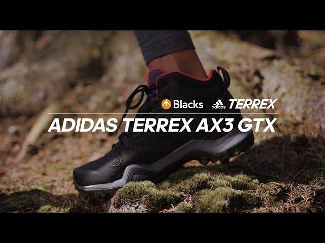 Introducing adidas Terrex AX3 Shoes