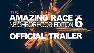 The Amazing Race: Neighborhood Edition Season 6 OFFICIAL TRAILER