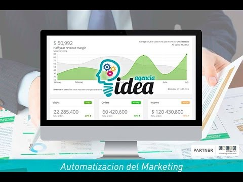 Marketing Automation. Agencia marketing digital & Consultoría marketing