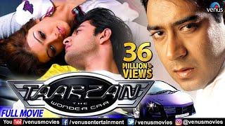 Taarzan The Wonder Car Full Hindi Movie | Hindi Movies | Ajay Devgn | AyeshaTakia | Vatsal Sheth