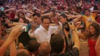Biggest Jackson flash mob in Europe 2011 Budapest, Hungary [HD, Broadcast quality]