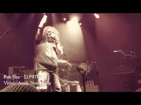 Pak Tua - Elpamas - Live Concert In Holland