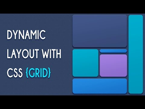 Create A Dynamic Layout With CSS Grid Using Auto Fit And Minmax